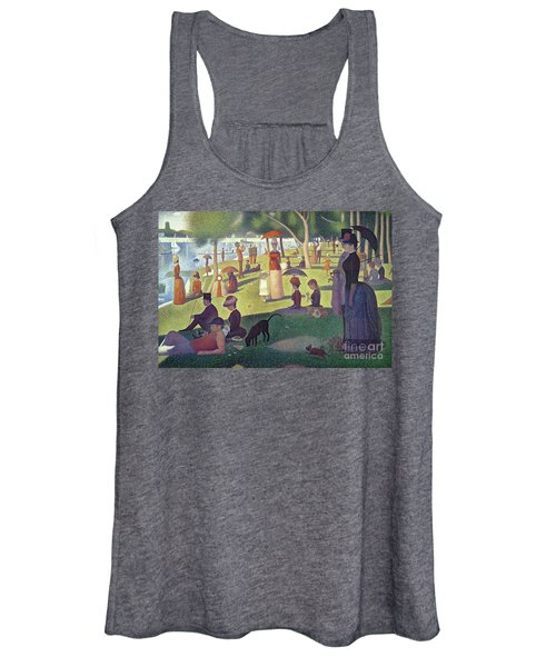 Sunday Afternoon On The Island Of La Grande Jatte Women's Tank Top
