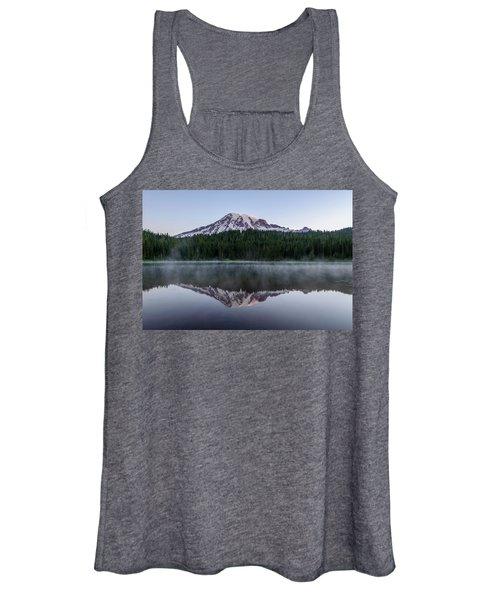 The Reflection Lake Women's Tank Top