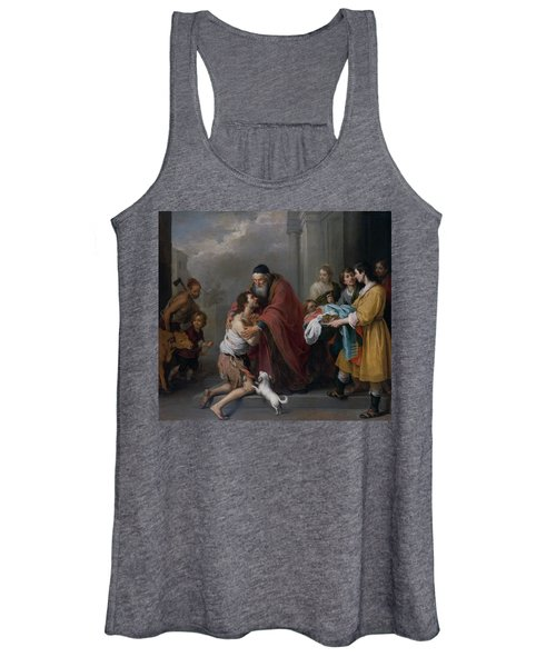 The Return Of The Prodigal Son Women's Tank Top