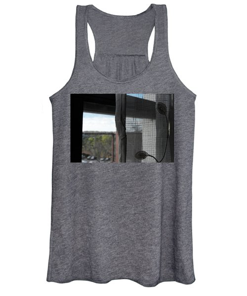 The View From The Window Women's Tank Top