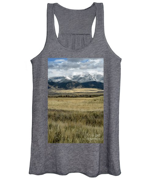 Tobacco Root Mountains Women's Tank Top