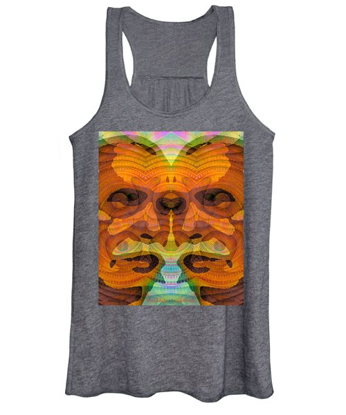Two-faced Women's Tank Top