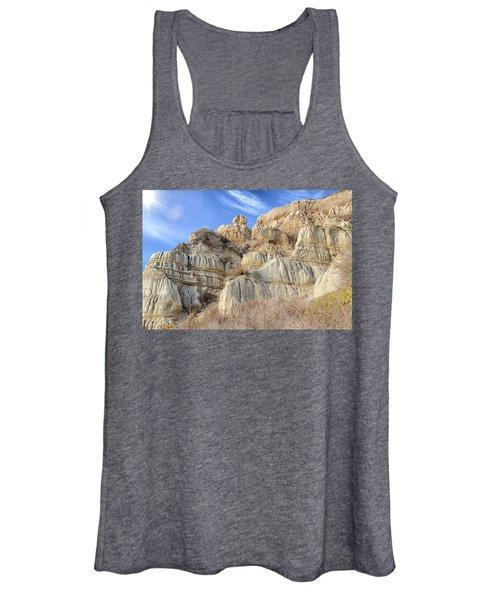 Unstable Cliffs Women's Tank Top