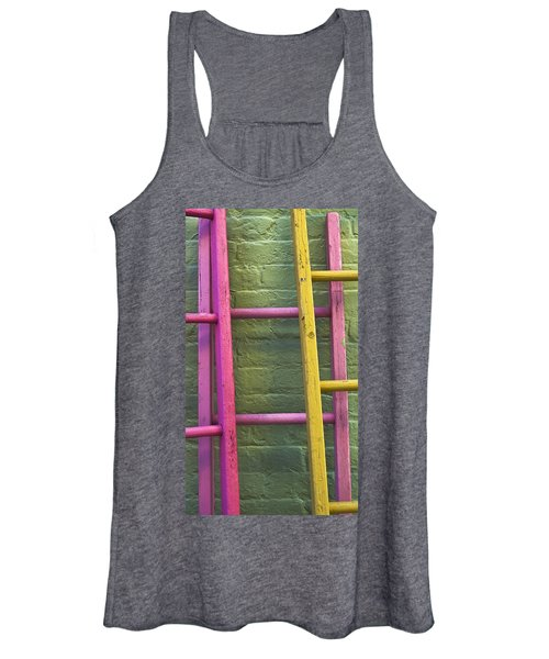 Upwardly Mobile Women's Tank Top