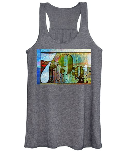 Urban Art Women's Tank Top