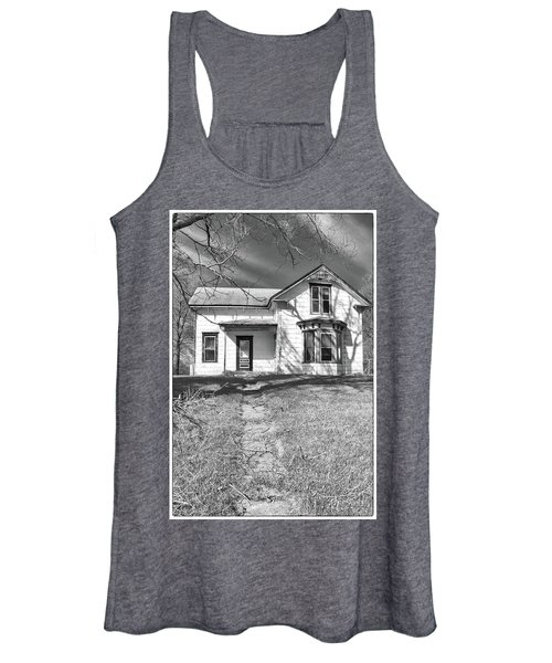Visiting The Old Homestead Women's Tank Top