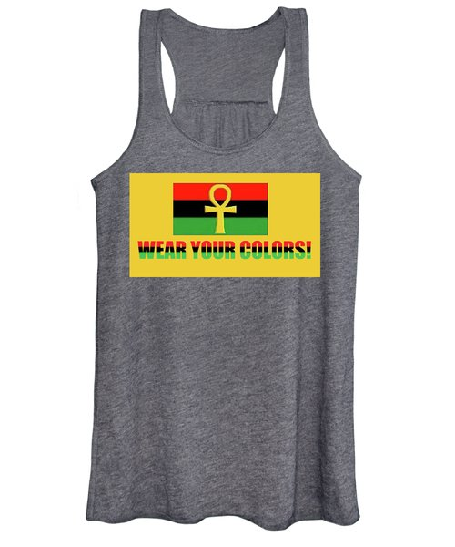 Wear Rgb Women's Tank Top