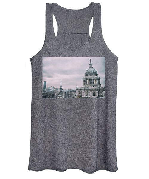 St Pauls Cathedral Women's Tank Top