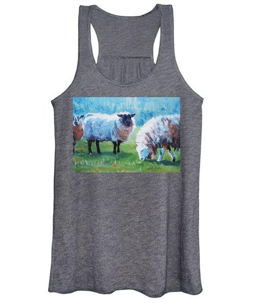 Sheep Women's Tank Top