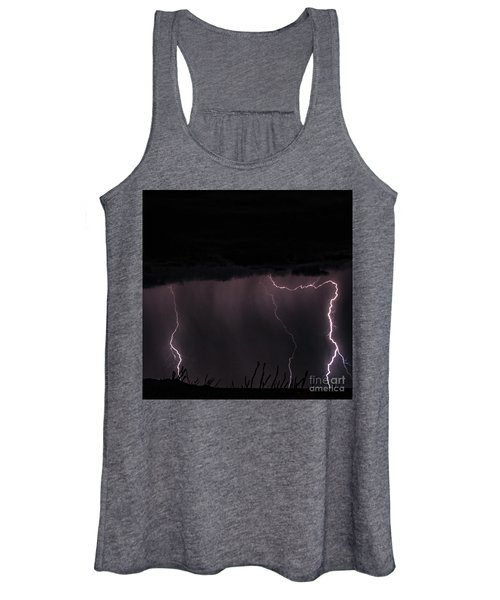 Lightning Women's Tank Top