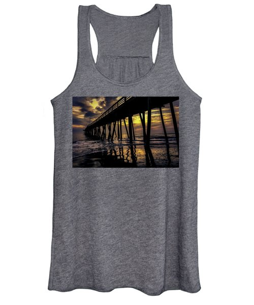 Women's Tank Top featuring the photograph Magical Morning by Pete Federico