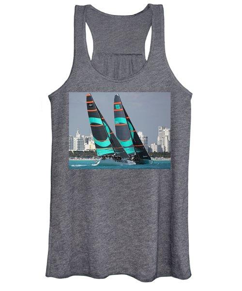 Miami Regatta Women's Tank Top