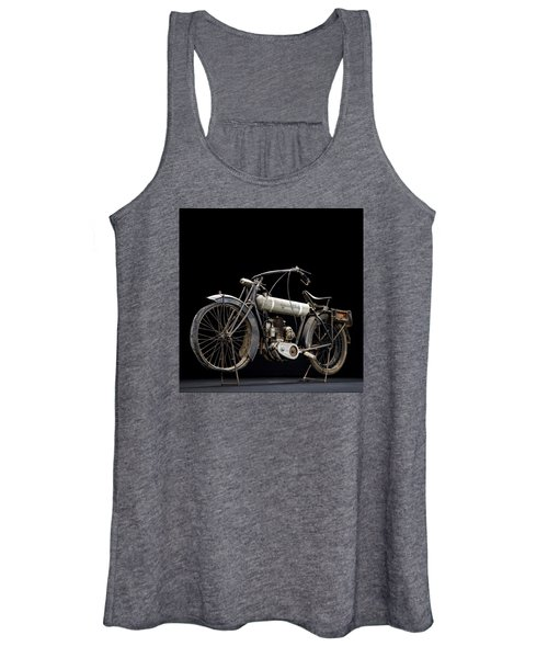 1917 Triumph Model H Women's Tank Top