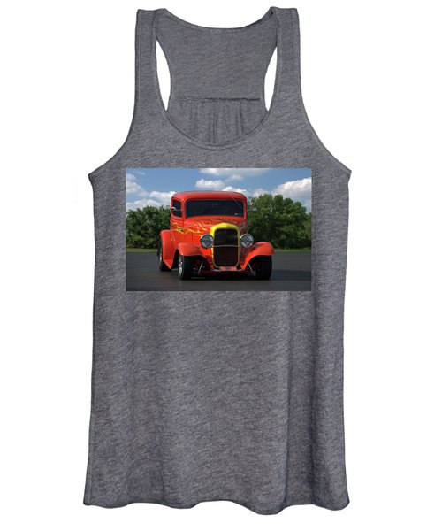 1932 Ford Lil Deuce Coupe Women's Tank Top
