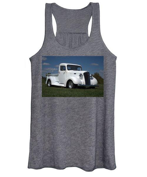 1937 Chevrolet Pickup Truck Women's Tank Top