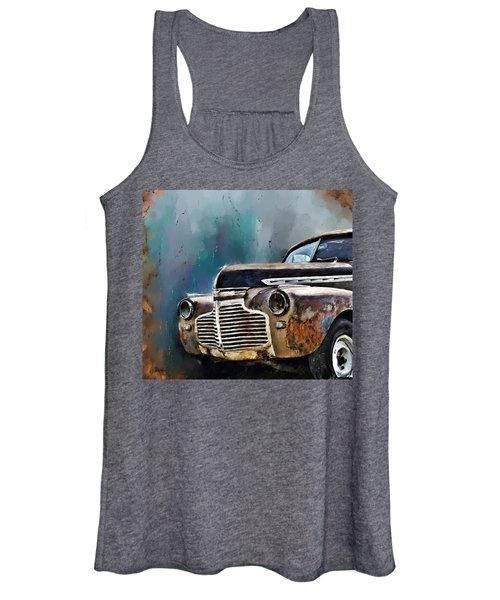 1941 Chevy Women's Tank Top