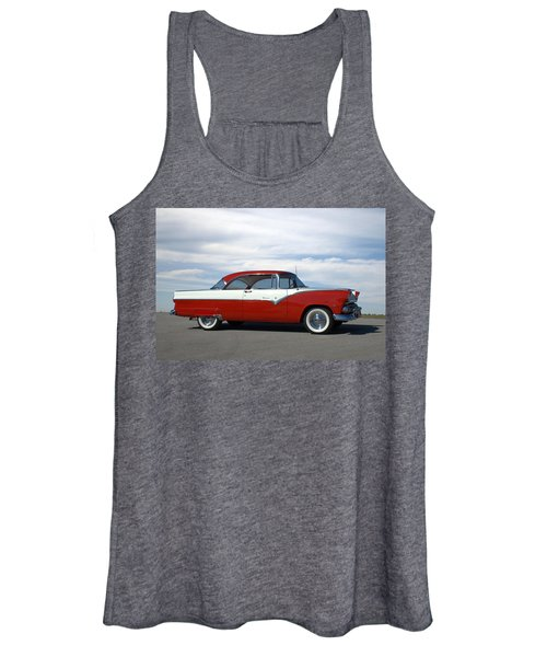 1955 Ford Victoria Women's Tank Top