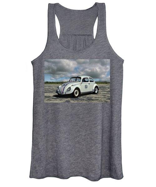 1964 Vw Herbie  Women's Tank Top