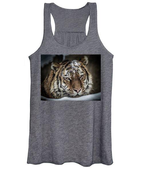 Amur Tiger Women's Tank Top