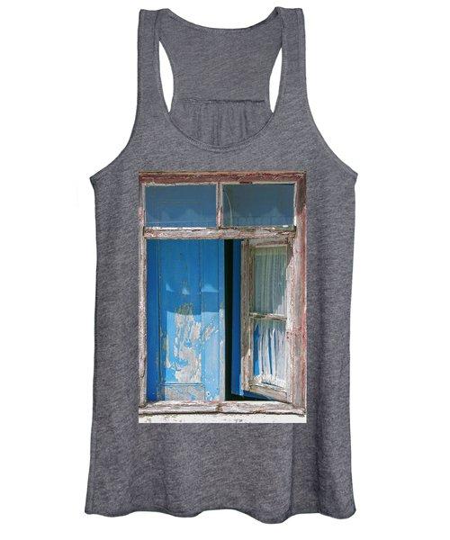 Blue Window Women's Tank Top