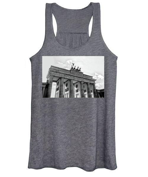 Brandenburg Gate - Berlin Women's Tank Top