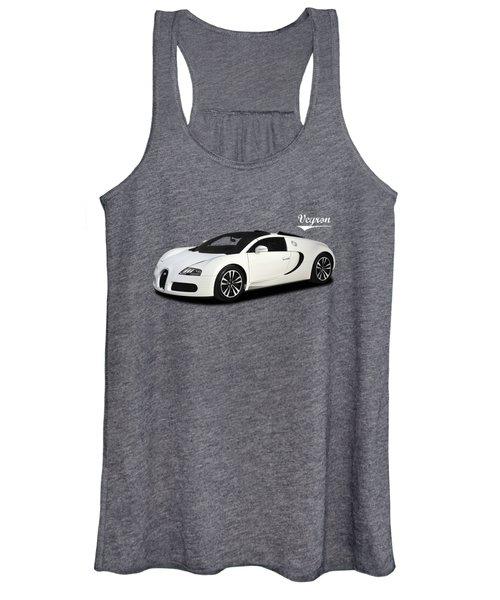 Bugatti Veyron Women's Tank Top