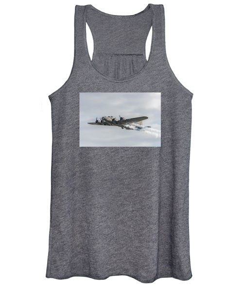 Flying Fortress Sally B Women's Tank Top