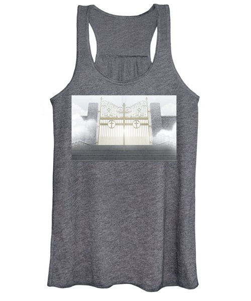 Heavens Gates Women's Tank Top