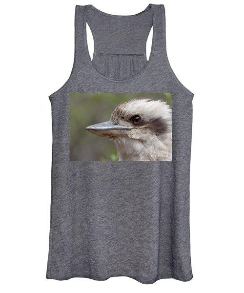 Laughing Kookaburra Women's Tank Top