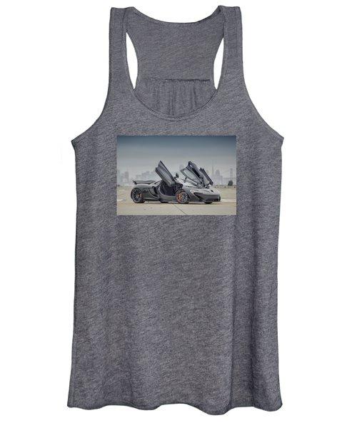 Mclaren P1 Women's Tank Top
