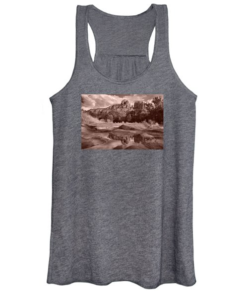 Nature's Cathedral Women's Tank Top