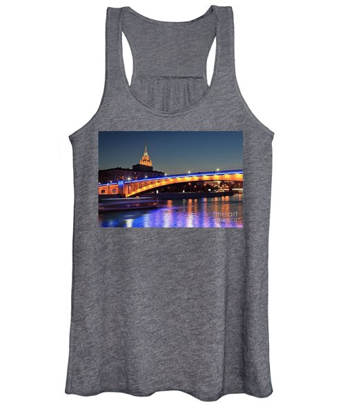 Moscow River Women's Tank Top