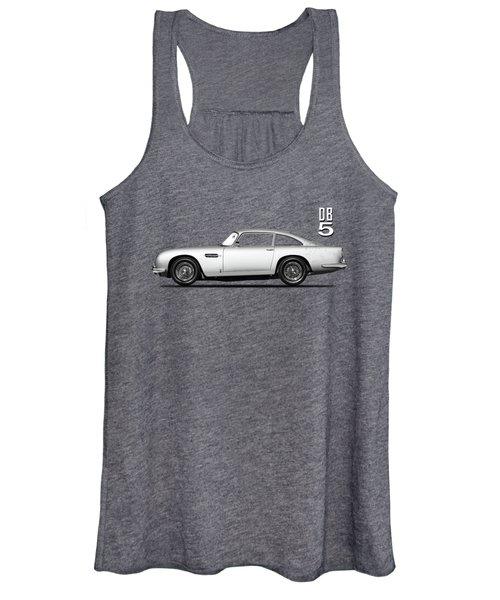 The Aston Martin Db5 Women's Tank Top