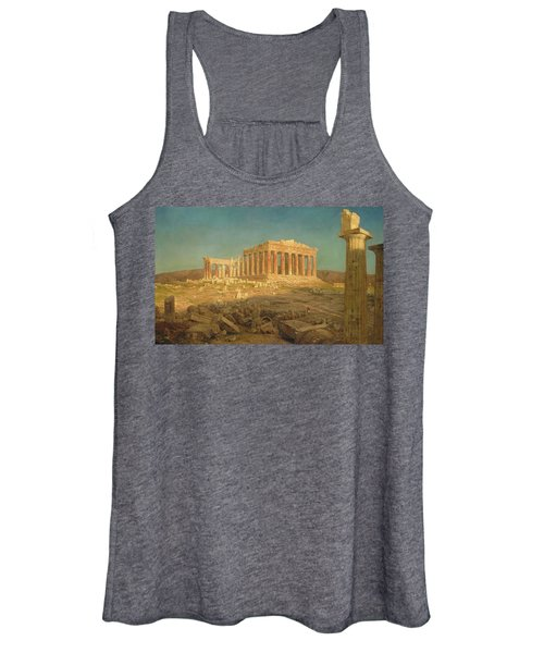The Parthenon Women's Tank Top