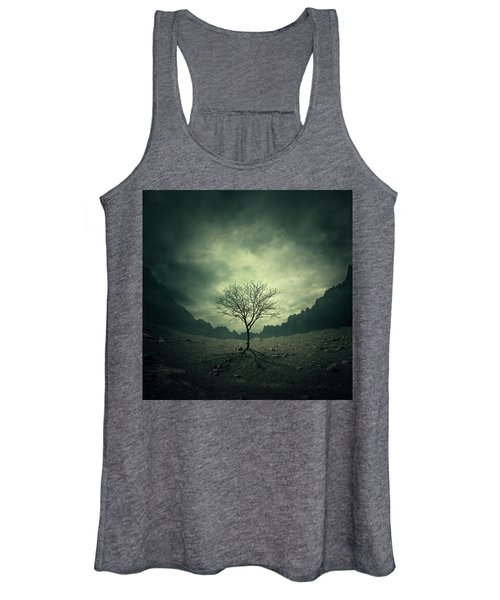 Tree Women's Tank Top