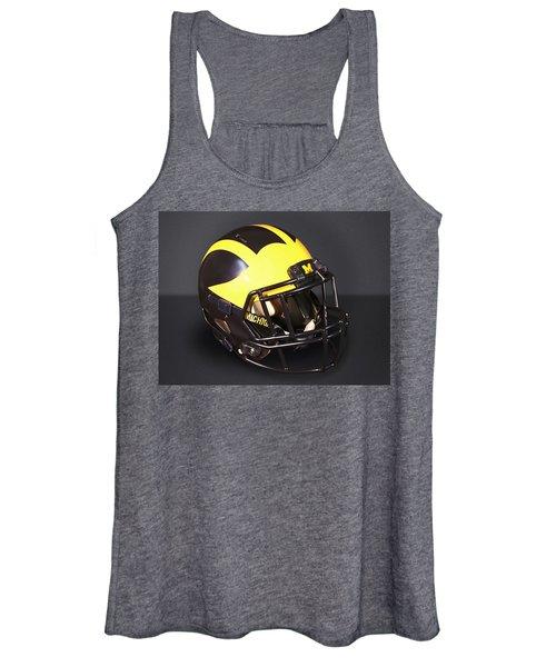 2010s Wolverine Helmet Women's Tank Top