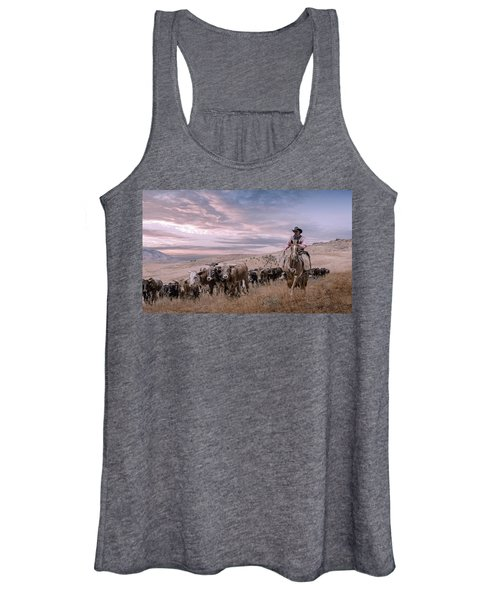 2016 Reno Cattle Drive Women's Tank Top