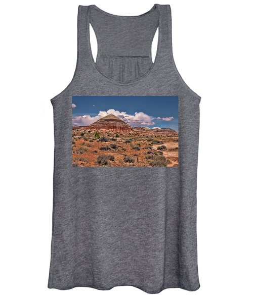 Capitol Reef National Park Catherdal Valley Women's Tank Top