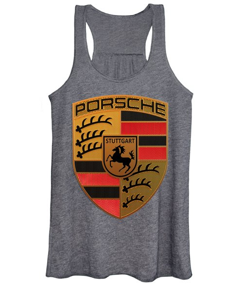 Porsche Label Women's Tank Top