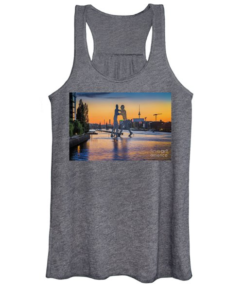 Berlin Sunset Women's Tank Top