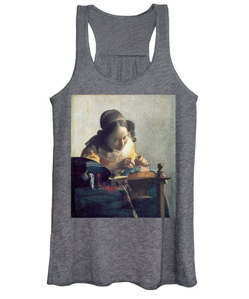 The Lacemaker Women's Tank Top