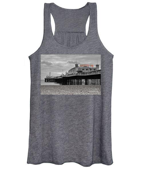 Brighton Pier Women's Tank Top