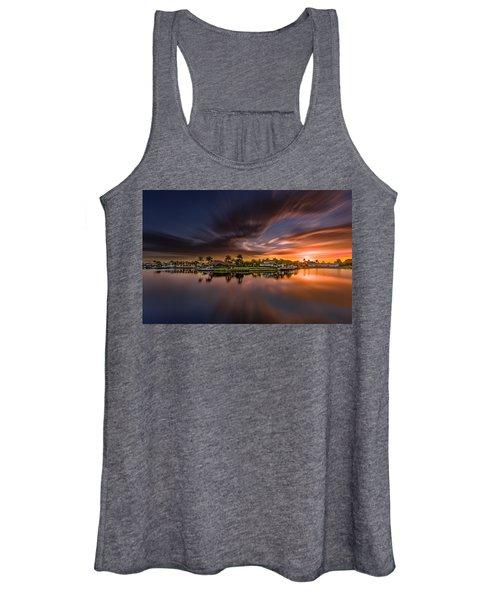Sunrise At Naples, Florida Women's Tank Top