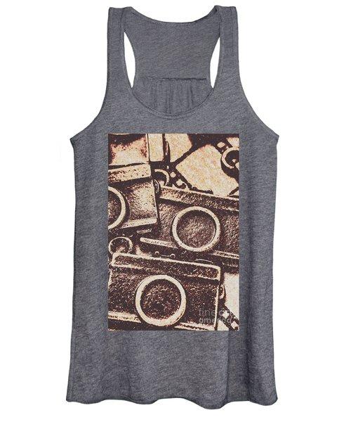 50s Brownie Cameras Women's Tank Top