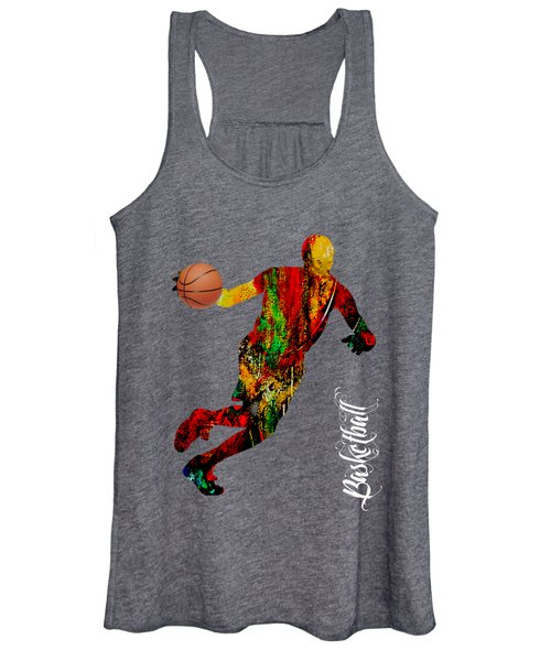 Basketball Collection Women's Tank Top
