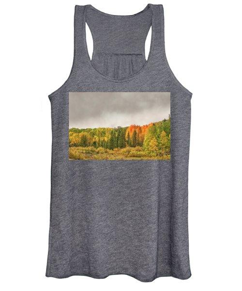 Colorado Fall Foliage 1 Women's Tank Top