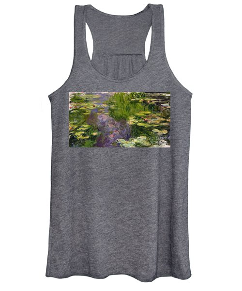 Waterlilies Women's Tank Top