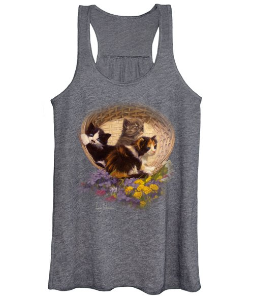 A Basket Of Cuteness Women's Tank Top