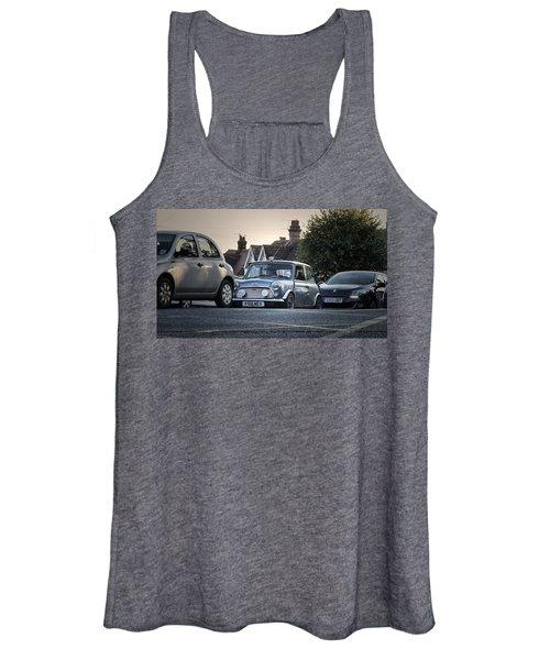 A Classic Women's Tank Top