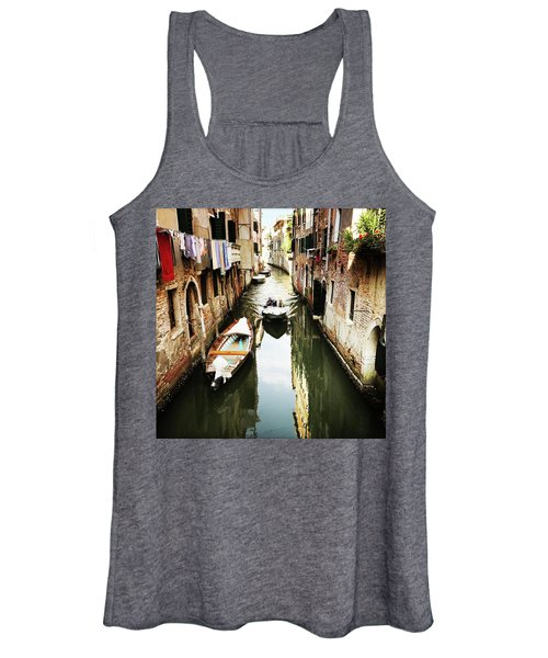 A Corner In Venice Women's Tank Top
